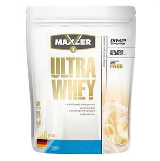 MAXLER ULTRA WHEY (BAG) 900г