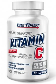 Be First Vitamin C 900 mg (90таб)