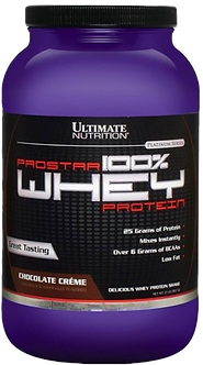 Ultimate Nutrition Prostar 100% Whey Protein (907г)