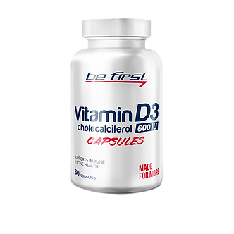 Be First Vitamin D3 (60капс)