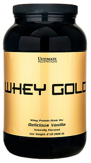 Ultimate Nutrition Whey Gold (908г)