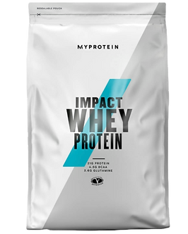 MyProtein Impact Whey Protein нат. вкус (1000г)