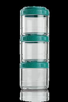 BLENDERBOTTLE GOSTAK TRITAN 3 контейнера (100 мл)