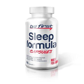 Be First Sleep Formula (60капс)