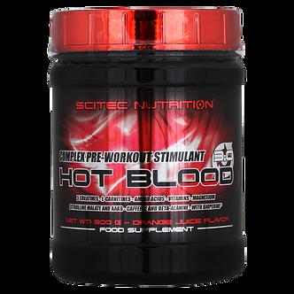 Scitec Nutrition Hot Blood (300г)