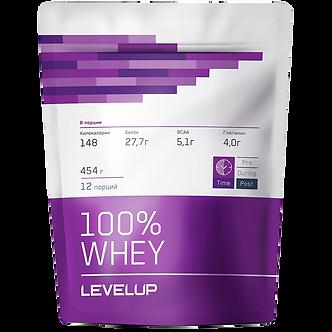 Level Up 100 % Whey (454г)