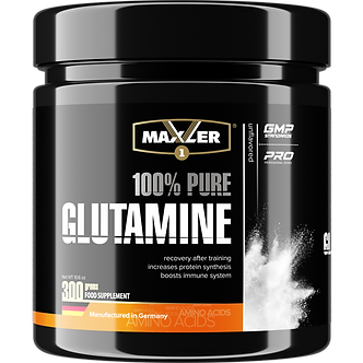 Maxler Glutamine (300г)