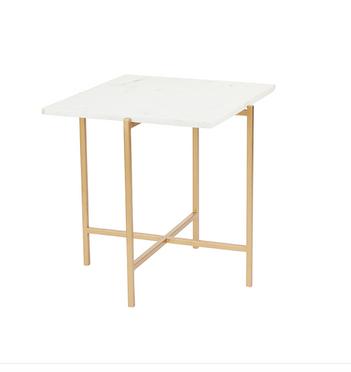 'Ida' Gold End Table