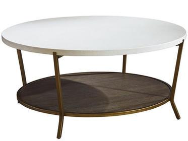 'Playlist' Round Coffee Table