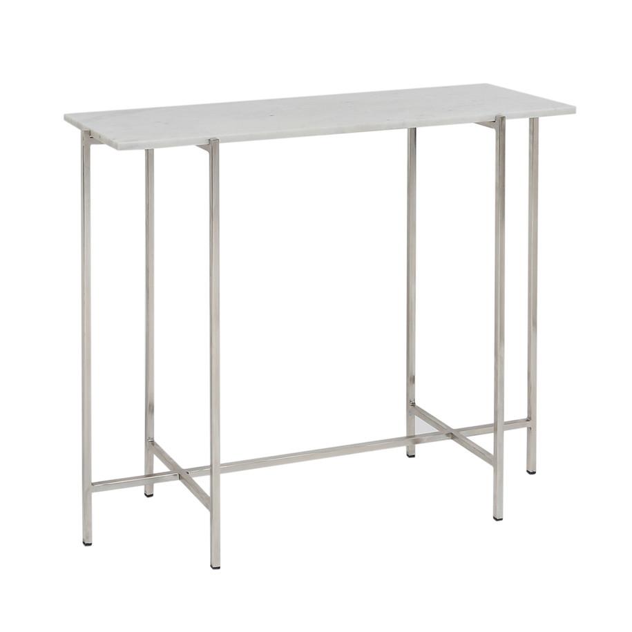 Sofa Table | XCEL_53727_Silver