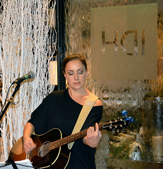 Michelle Titian Performs