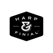 Harp & Finial Home Decor