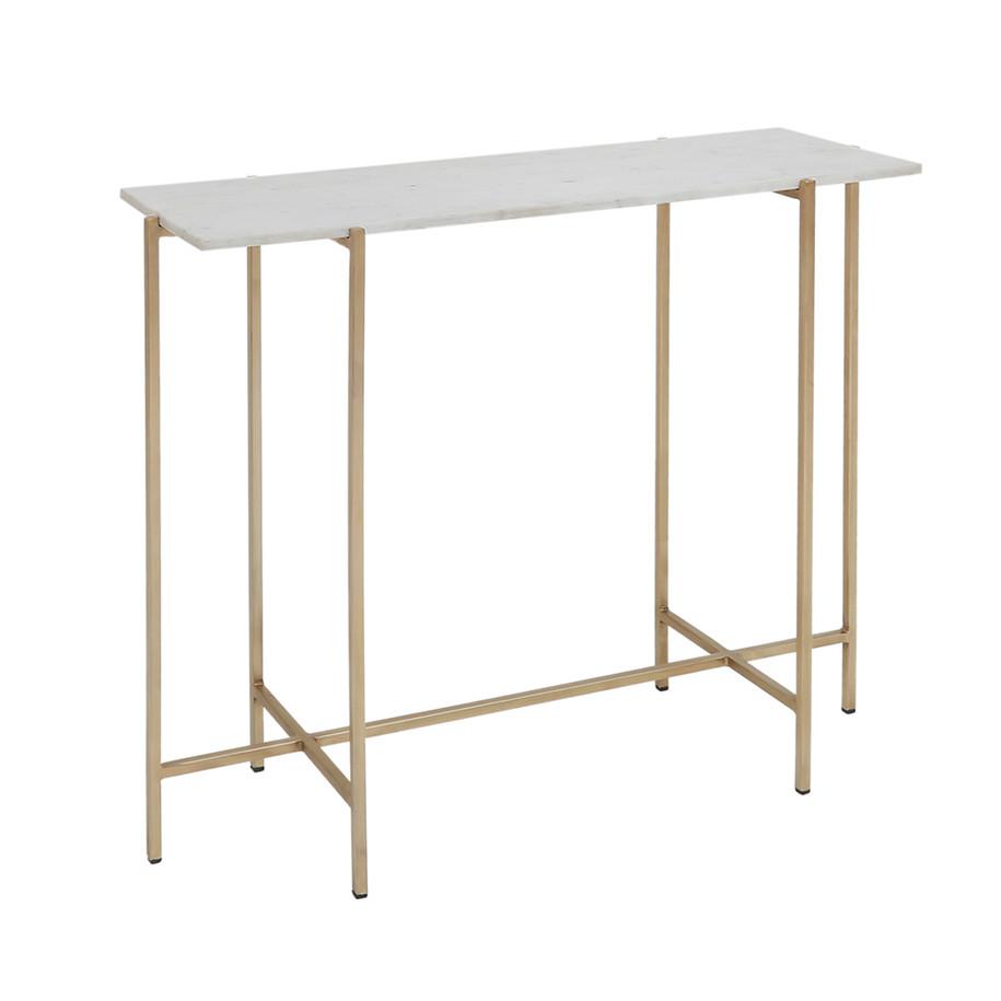 Sofa Table | XCEL_53727_Gold