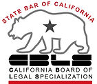 California Board of Legal Specialization Badge