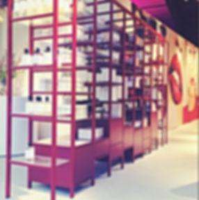 judithvanmourik | interior architecture, the beautymarket