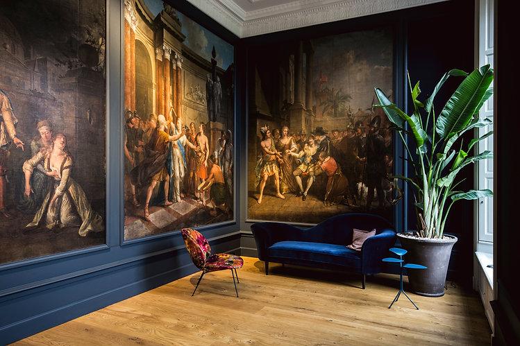 judithvanmourik | interior architecture, kasteel broekhuizen