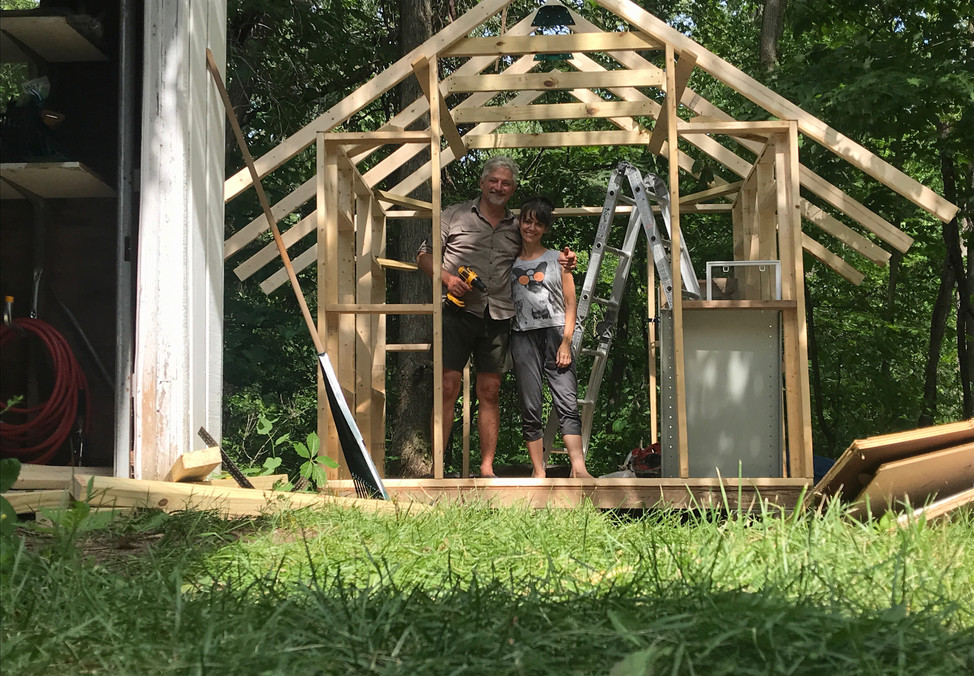 Reviving the Chicken Coop