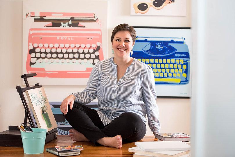 Tara Barr personal branding_by Lauren Ba