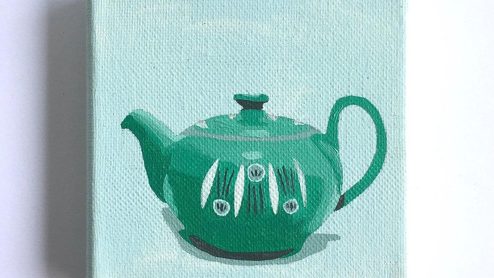 Atomic Teapot