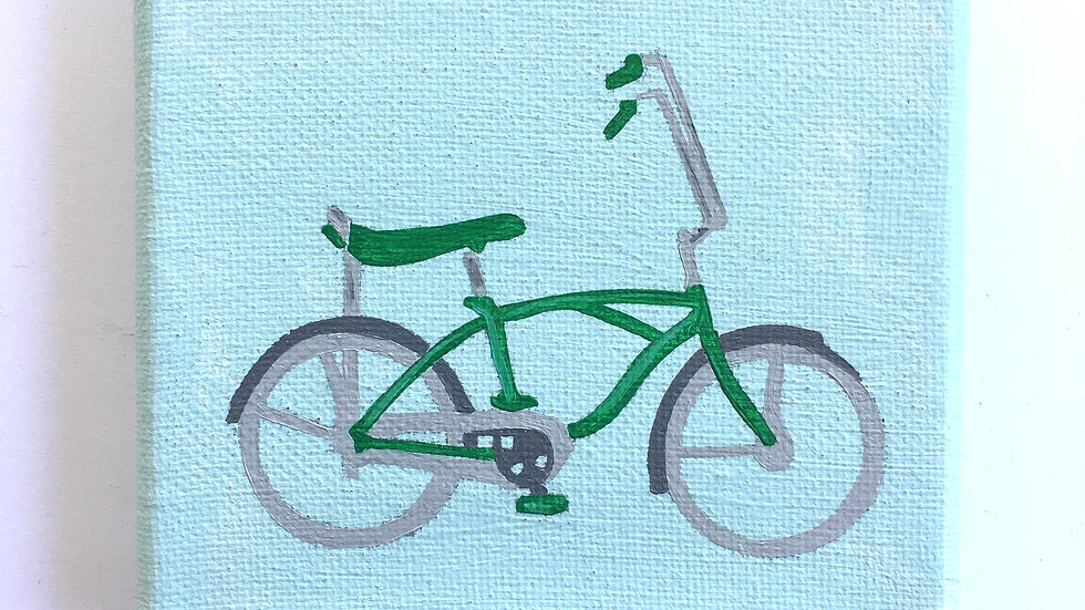 Banana Seat Bicylcle