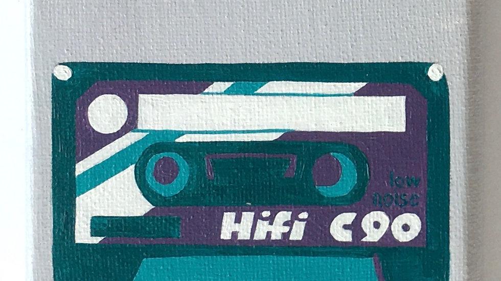 Cassette 16