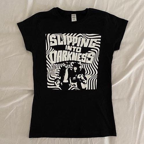 Women's HowDoes it Feel T-shirt (B&W)