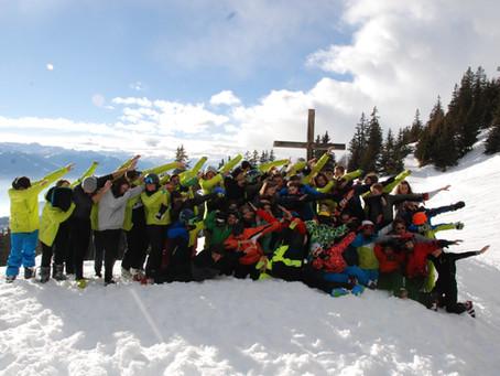 Inscriptions camp de ski (dernier moment!)
