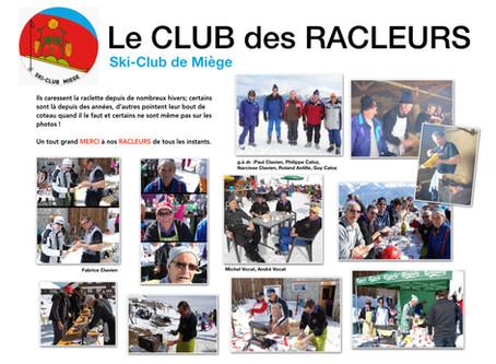 Le Club des Racleurs !