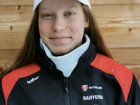 Lara Briguet - Compétitrice à Ski Valais - Team U18
