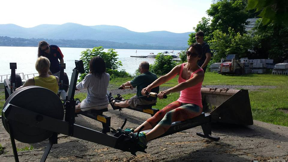 Adult Learn-To-Row