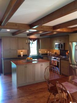 Picasa - Kitchen renovation using Roger Wright custom cabinets and Bucks County