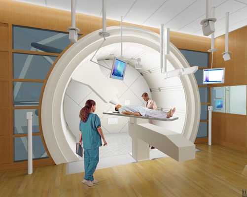 Roberts Proton Therapy Center