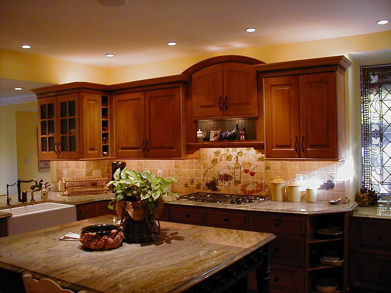 Picasa - Kitchen renovation with custom cabinets and granite countertops.jpg