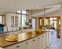 Picasa - Kitchen renovation using Roger Wright cabinets and Bucks County Soapsto