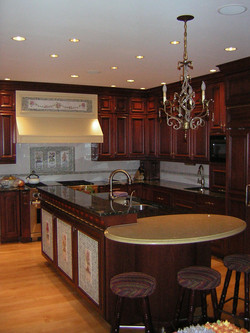 Picasa - Kitchen Renovation with tile door inserts.jpg