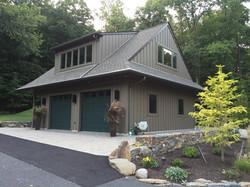 Garage & Exterior Structures