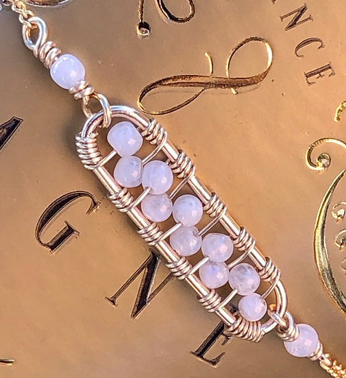 Abacus Of Gems Necklace