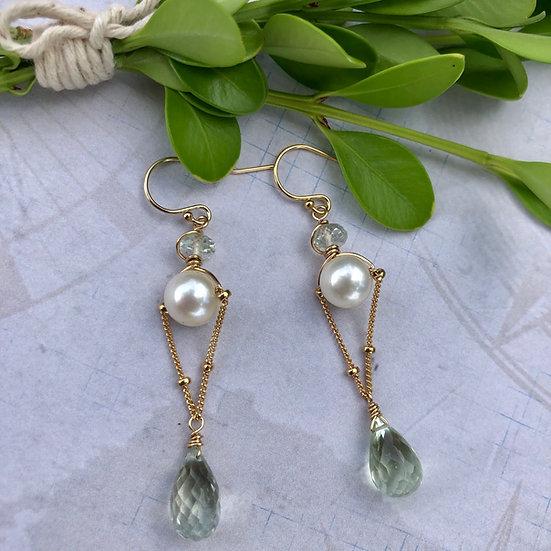 Enchanting Dangle Earrings
