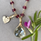 Thumbnail: Love's Charm Necklace