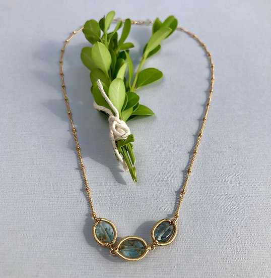 Three Oceans Necklace