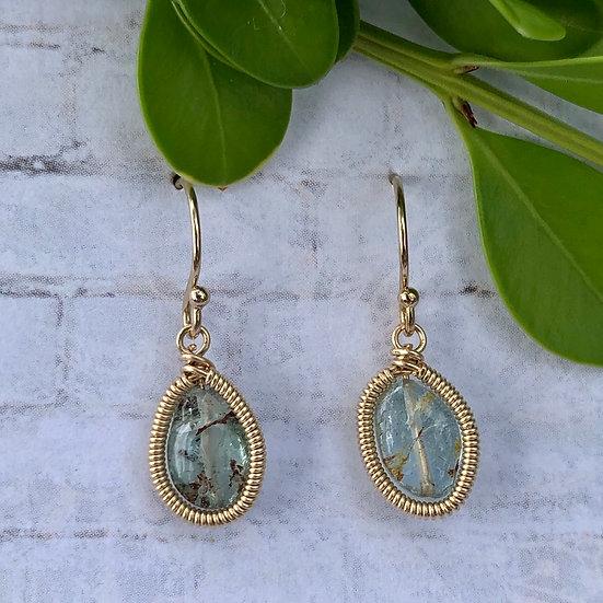 Three Oceans Earrings