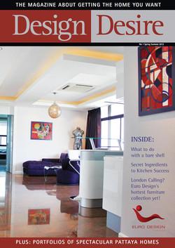 Design Desire Cover