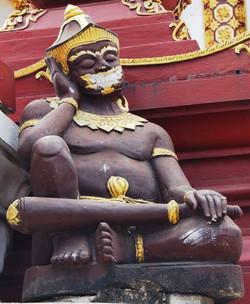 Chiang Mai Sleeping Demon