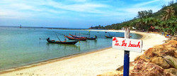 Chaloklum Beach Koh Phangan