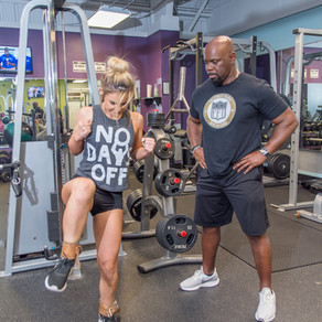 10 reasons why Eric Capers is the best fitness training in the city.