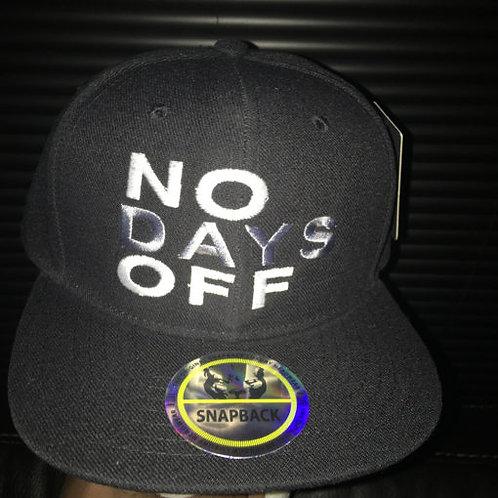 No Days Off - Hat