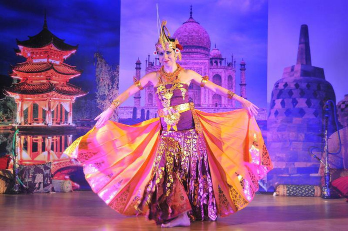 Indonesian dance from Bali