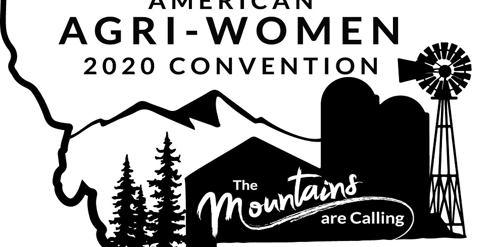 American Agri-Women Convention 2020 (1)