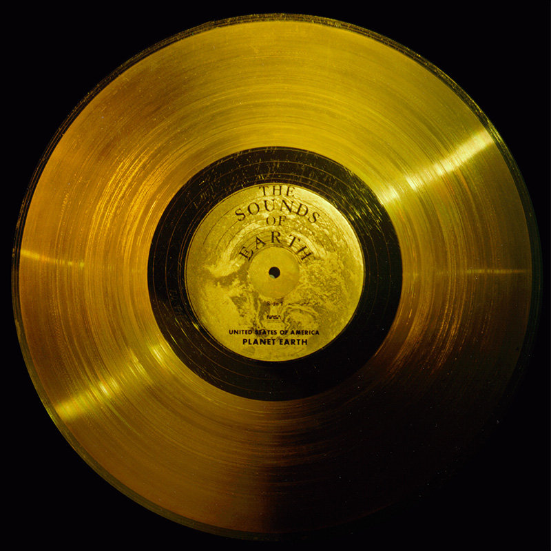 Sounds of Earth: The Voyager Record