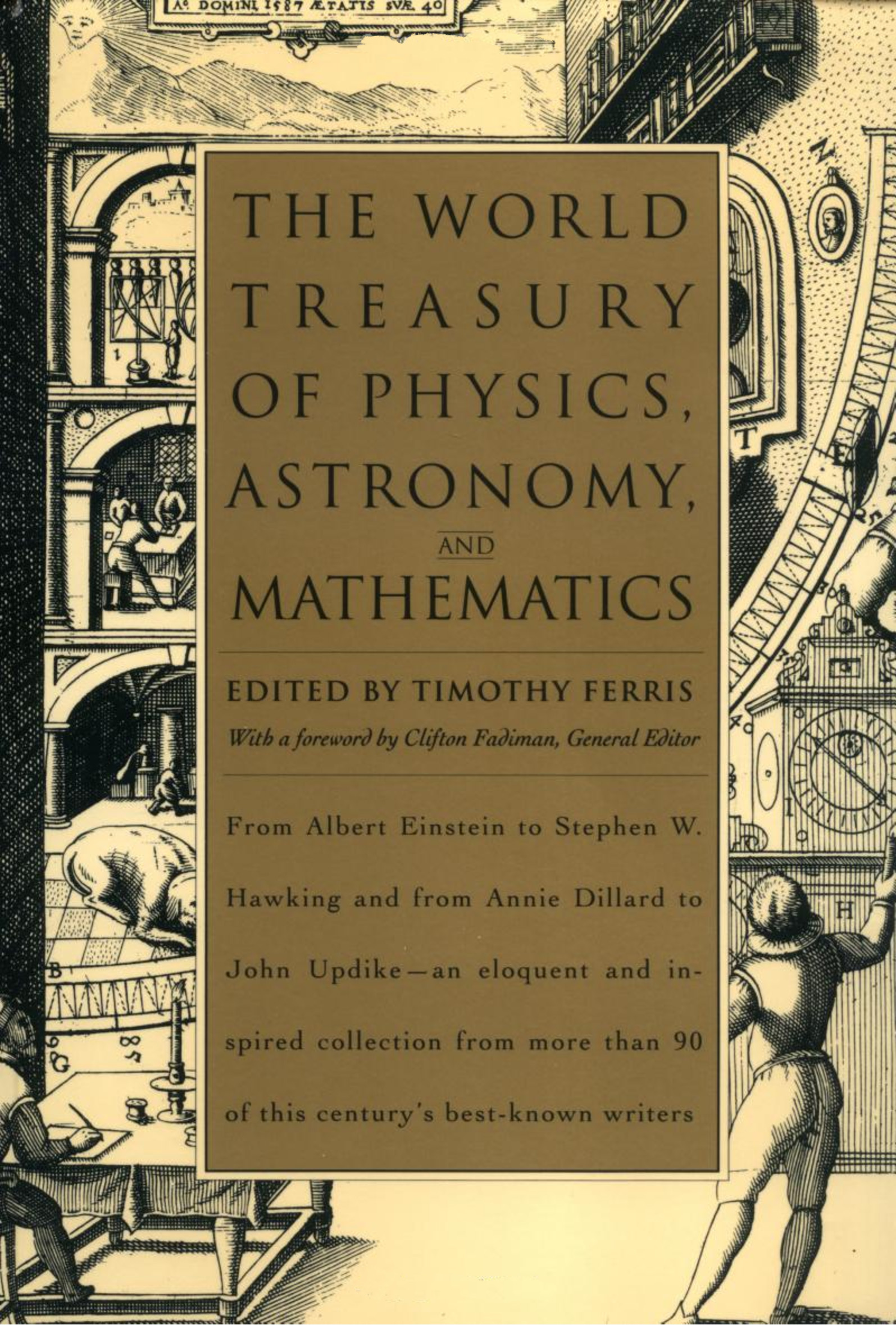 The World Treasury of Physics